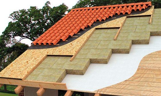 isolation toiture extérieure