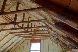 isolant polyuréthane pour le toit