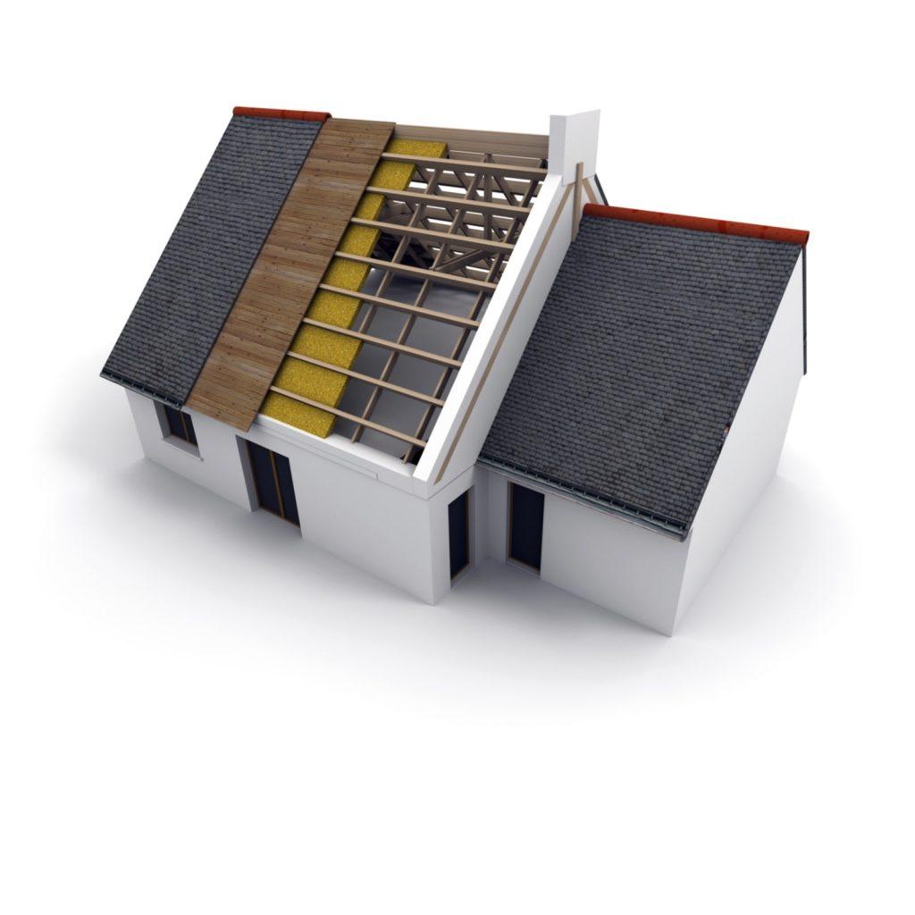 Isolation toiture prix m²
