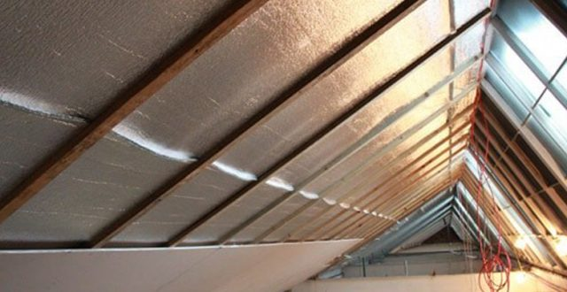 Prix isolation toit