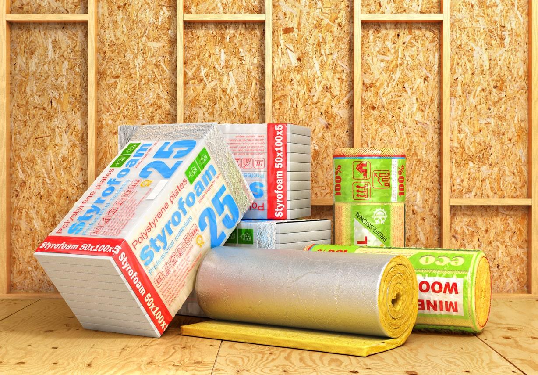 matériaux isolation toit