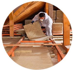 Guide isolation de toit